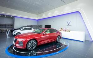 """VinFast khai trương showroom 3S Cẩm Phả, """"trình làng"""" diện mạo hoàn toàn mới"""