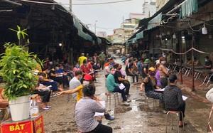 Hà Nội: Tạm dừng hoạt động chợ Phùng Khoang sau khi phát hiện người bán rau nhiễm Covid-19