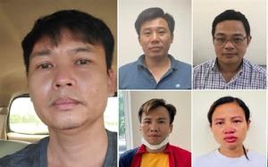 Bắt Tổng giám đốc Công ty Công viên cây xanh Hà Nội và 6 đồng phạm