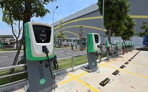 2.000 trạm sạc xe điện VinFast đang được triển khai thế nào?