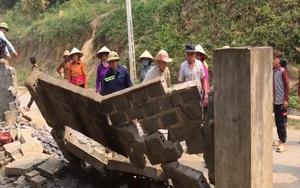 Lấy sức dân để lo cho dân ở Ngọc Chiến: Kỳ 1 - Phá nhà, mở đường xây dựng nông thôn mới