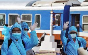 Hơn 500 người dân Quảng Trị từ các tỉnh phía Nam được đón trở về quê