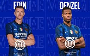 """Mất Lukaku và Hakimi, Inter Milan có ngay 2 """"người thế vai"""" đẳng cấp cao"""