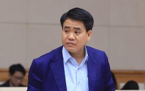 """Vụ chế phẩm Redoxy 3C: Đơn vị nhận quà từ """"tiền bẩn"""" của cựu Chủ tịch Hà Nội Nguyễn Đức Chung có phải hoàn trả?"""