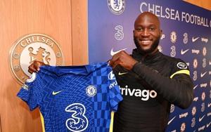 """Lukaku có xóa được """"dớp số 9"""" tại Chelsea?"""