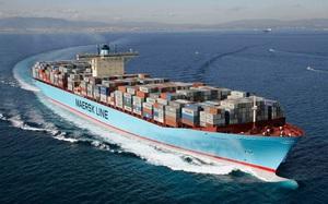 Tháng 8, hàng hoá container thông qua Cảng biển tăng trưởng 2 con số
