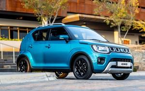 Suzuki Ignis 2021 sở hữu thiết kế độc đáo, giá 335 triệu đồng