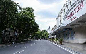"""Điểm danh những trung tâm thương mại """"sang chảnh"""" ở Hà Nội """"ngủ đông"""" vì Covid-19"""