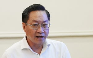 Giám đốc Sở Y tế TP.HCM nghỉ hưu theo chế độ