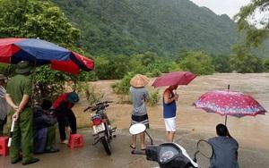 ẢNH: Mưa lớn gây ngập úng, chia cắt nhiều tuyến đường ở Thái Nguyên