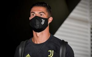 Ronaldo ngồi dự bị tại Serie A vì đòi rời Juve?