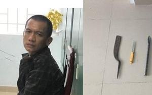Tên cướp bị cô gái lừa khóa cửa nhốt trong nhà