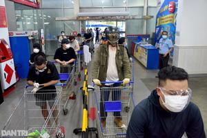 Người dân tại TPHCM sẽ được đi chợ hộ