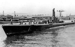 Chiếc tàu ngầm là niềm tự hào của hải quân Mỹ tự... đánh đắm mình