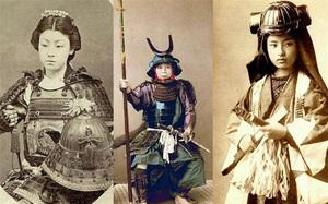 """Những nữ """"Samurai"""" quả cảm trong lịch sử Nhật Bản thiện chiến cỡ nào?"""
