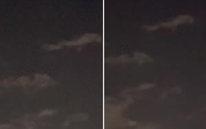 'Hạm đội UFO' xuất hiện trên bầu trời đêm ở Nashville khiến dân tình sửng sốt
