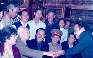 """Đại tướng Võ Nguyên Giáp: """"Rảnh việc nước, tôi về nhà"""""""