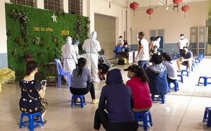 Phong tỏa tạm thời chợ Hà Đông, khẩn trương lấy mẫu xét nghiệm tiểu thương