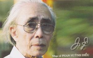 Hé lộ lý do Ngọc Ánh gọi nhạc sĩ Phan Huỳnh Điểu là bố, khóc ngất trong ngày ông qua đời