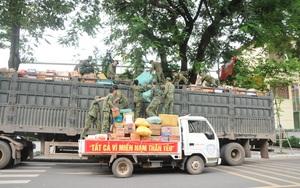 Thành phố Sơn La ủng hộ hơn 50 tấn lương thực, thực phẩm hỗ trợ TP. Hồ Chí Minh chống dịch Covid-19