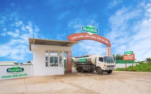 Nutifood trợ giá sữa 50%, cùng TP.HCM và Bình Dương vượt qua đại dịch