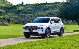 Phân khúc SUV 7 chỗ: Hyundai Santa Fe lật đổ Toyota Fortuner ra sao?