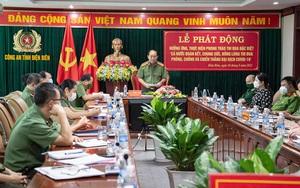 Điện Biên: Mỗi chiến sĩ công an là một lá chắn phòng, chống dịch Covid- 19