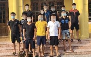 Hà Nội: Phát hiện 11 nam, 1 nữ tụ tập trong nhà nghỉ sử dụng ma túy