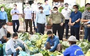 Thủ tướng Phạm Minh Chính: Lấy nhân dân làm trung tâm để chung tay chống dịch