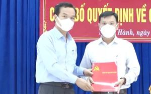 Quảng Ngãi: Luân chuyển cán bộ ở tỉnh về nhận công tác tại các huyện