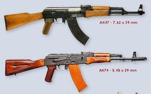 """Súng tiểu liên AK-74 có xứng đáng là """"hậu bối"""" của khẩu AK-47?"""