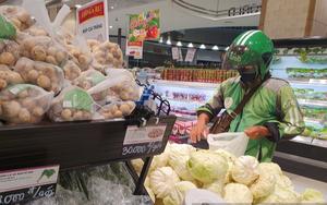 TP.HCM: Người dân TP.Thủ Đức đi chợ hộ qua Grab được chọn khung giờ giao, miễn phí ship