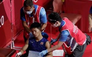 Hy hữu Olympic: Bị đánh ngồi xe lăn, võ sĩ Nhật vẫn được xử thắng