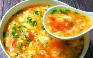 Nấu canh cà chua trứng thơm ngon, không tanh cần biết mẹo này