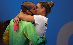 HY HỮU: Vợ huấn luyện chồng giành HCĐ Olympic 2020