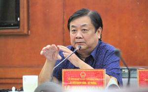 Bộ trưởng Bộ NNPTNT Lê Minh Hoan: Cần ưu tiên tiêm vaccine cho lao động chuỗi ngành hàng nông nghiệp