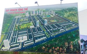 Công ty Trung Quý - Bắc Ninh vừa được giao đất làm khu đô thị phục vụ khu công nghiệp Thuận Thành 3