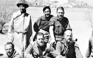 Quân Hitler tìm kiếm gì trong chuyến thám hiểm bí mật tới Tây Tạng?