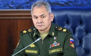 Đại tướng Shoigu tuyên bố bất ngờ về vũ khí của Taliban