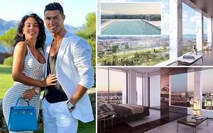 Bên trong căn penthouse sang trọng bậc nhất Lisbon của Cristiano Ronaldo