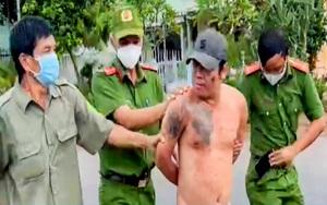 Khởi tố người đàn ông đấm thành viên chốt kiểm dịch