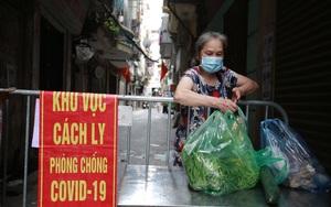 Hà Nội: Thêm nhiều công nhân công trình xây dựng bệnh viện ĐK Hà Đông dương tính SARS-CoV-2
