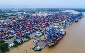 Cảng Cát Lái ùn ứ hàng hoá và nỗi lo gánh nặng chi phí