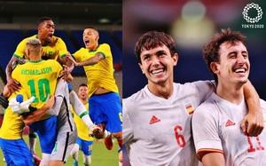 Soi kèo, tỷ lệ cược Olympic Brazil vs Olympic Tây Ban Nha: 1 bàn là đủ?