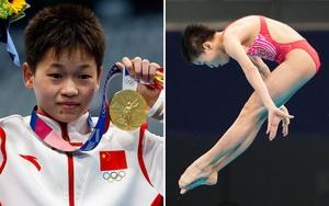 VĐV 14 tuổi của Trung Quốc đoạt HCV Olympic 2020: Góc khuất xúc động