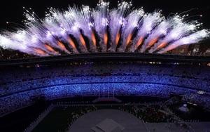 Olympic Tokyo 2020 bế mạc trong màn pháo hoa rực rỡ