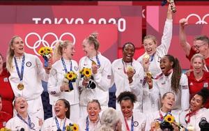 BXH huy chương Olympic 2020: Mỹ số 1 và những kỷ lục siêu ấn tượng