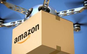 """Amazon """"rút ruột"""" dự án giao hàng bằng máy bay không người lái"""