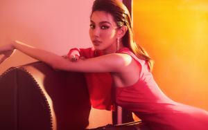 Nhan sắc quyến rũ đầy mê hoặc của người đẹp Thùy Tiên trước thềm thi Miss Grand 2021