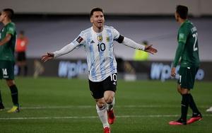 """Vòng loại World Cup 2022: Messi """"gọi"""", Neymar lập tức """"trả lời"""""""
